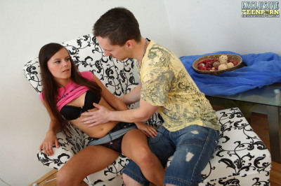 Teen stuffed with cock - part 3775